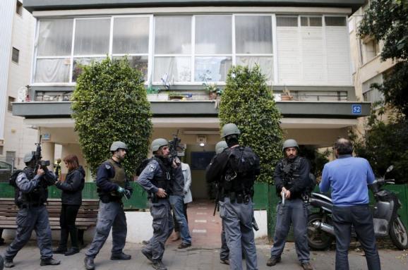 Убарі Тель-Авіва застрелили двох осіб
