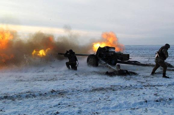 Бойовики зменшили свою активність узоні АТО