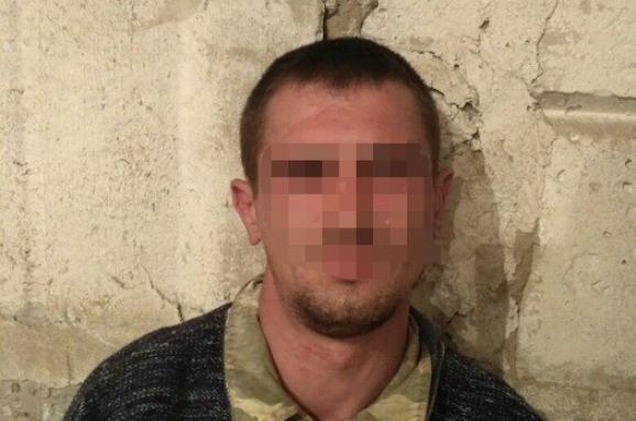 УСБУ розповіли про затримання бойовика «ЛНР», який імовірно катував українських бійців