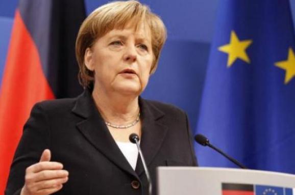Партія Меркель попередньо виграла унайбільшій частині Німеччини