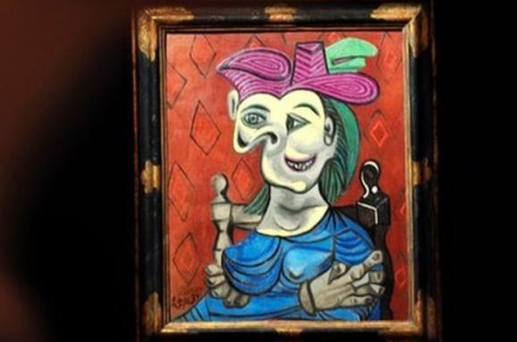 Картину Пікассо продали за45 мільйонів доларів