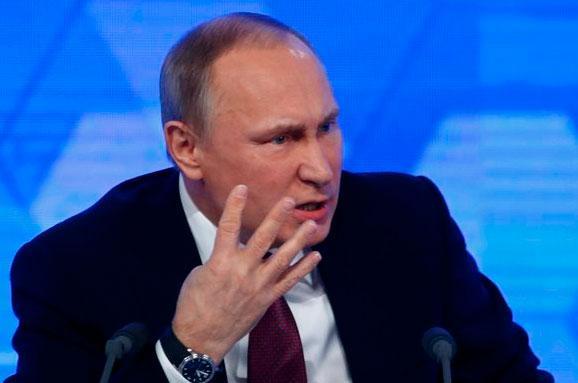 Путін заявив про розвиток «політичної шизофренії» вСША