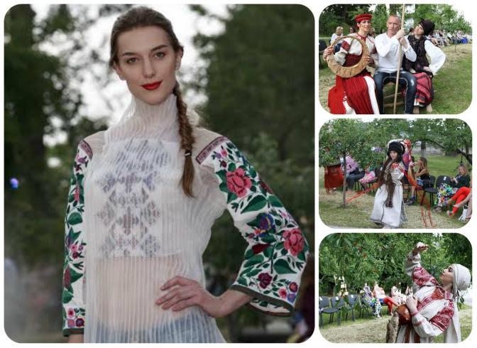 На українських модних подіумах тема вишивки подається в найрізноманітніших  варіантах. Багато відомих українських дизайнерів дуже вдало обігрують наш  ... b2fe49bb08733