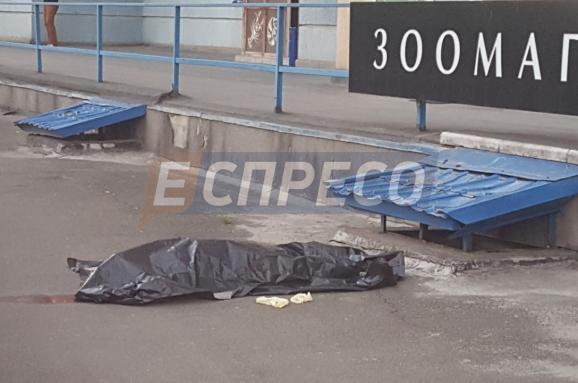 У Києві з 11 поверху викинувся молодий військовий