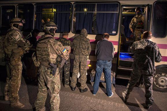 Геращенко: 24мая треба визначити список і дату звільнення заручників