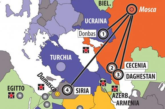 Україна вимагає від італійського журналу пояснень за«російський» Крим