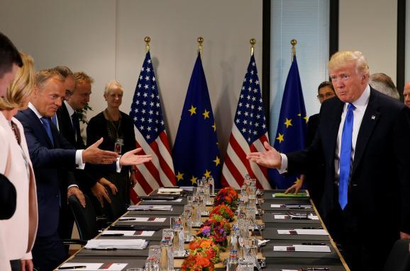 Туск і Трамп знайшли спільну позицію щодо України