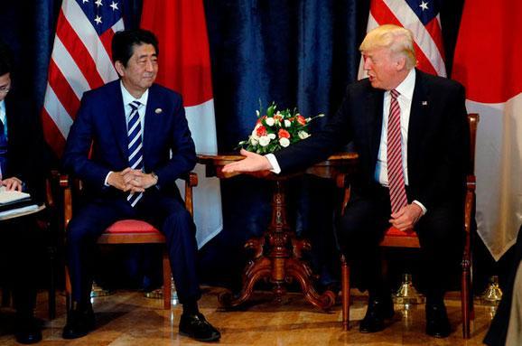 Трамп: КНДР— цевелика проблема, яку мивирішимо