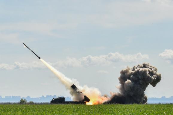 Турчинов: Українські ракети б'ють точно в ціль