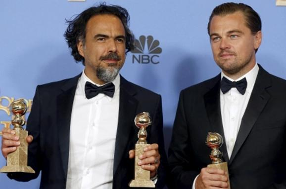 Л.Ді Капріо отримав «Золотий глобус»