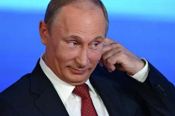 Путін про анексію Криму: Для мене кордони неважливі