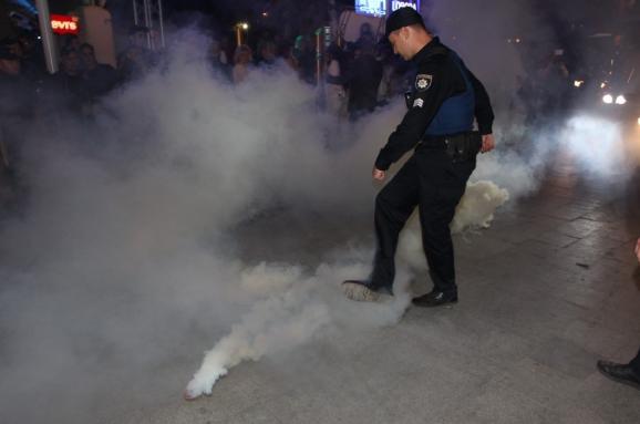 ВОдесі через неправдиве мінування нафоні протестів скасували концерт Лободи