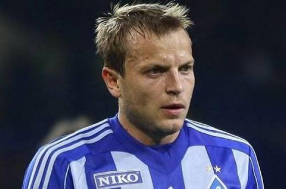 «Динамо» на півроку продовжило контракт із Олегом Гусєвим