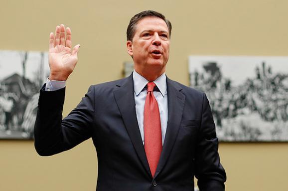 Трамп може перешкодити свідченням екс-директора ФБР