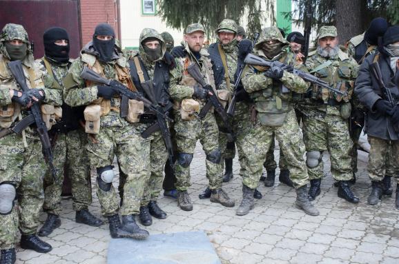 Бойовики обстріляли школу уКрасногорівці