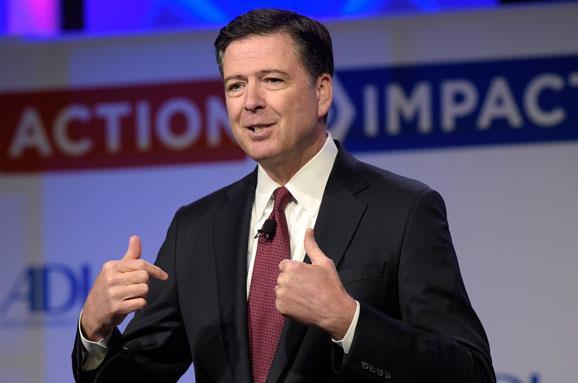 ЗМІ: Екс-глава ФБР Комі дасть свідчення перед Сенатом 8 червня