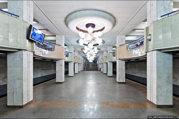 УКиєві настанції метро «Академмістечко» сталося самогубство