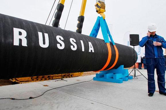 Будівництво «Північного потоку-2» назвали порушенням стратегії ЄС