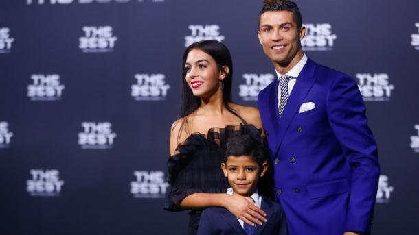 Роналду стал отцом двух близнецов