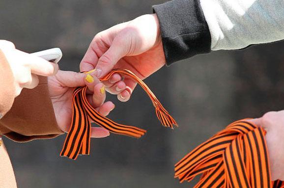 Порошенко підписав закон про заборону георгіївської стрічки