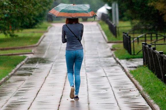 Завтра вУкраїну прийдуть дощі, сильний вітер і похолодання