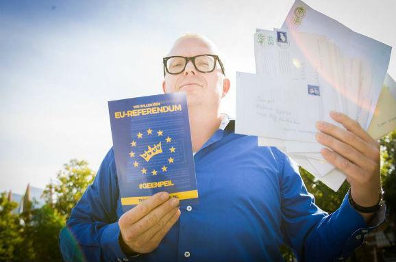 Напроведення референдуму щодо Асоціації зУкраїною голландцям знадобиться 30 млн євро