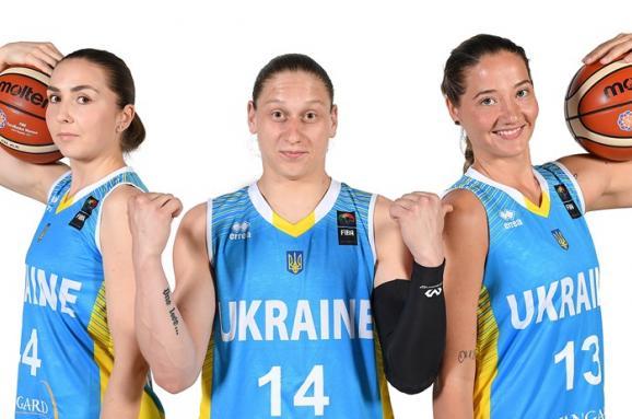 Жіноча збірна України стартує на Євробаскеті матчем проти Чехії