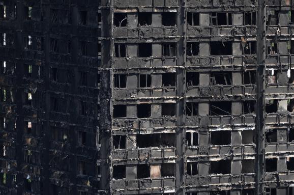 Лондон пожар башня Гренфелл жертвы