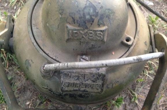 ЗРФ вУкраїну автобусом намагалися незаконно ввезти прожектори для танків