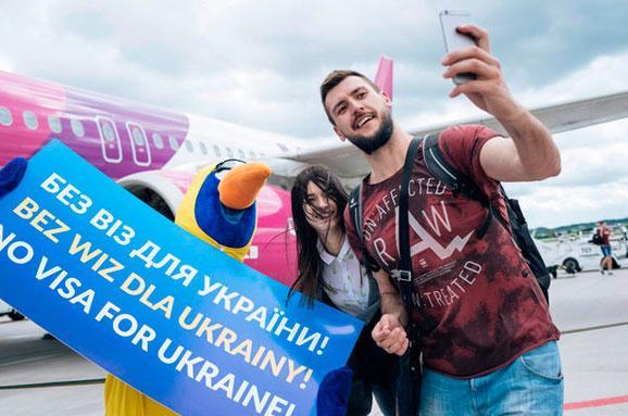 За «безвізом» вкраїни ЄС вже поїхали 8,6 тис. українців
