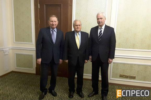 Україна підтримала ініціативу Гризлова щодо негайного оголошення режиму тиші уДонбасі