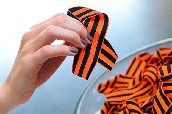 Лавров буде відстоювати право росіян носити георгіївську стрічку вУкраїні