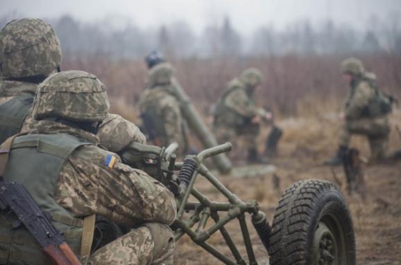 Узоні АТО загинули 2 військових, щедвоє поранені,— штаб