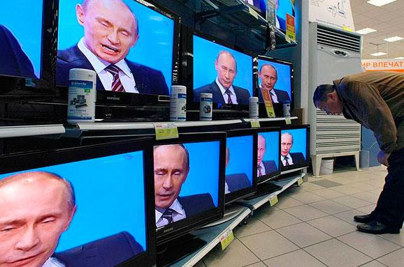 Правды не существует. Почему российская пропаганда оказалась эффективной