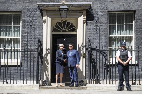Україна може створити зону вільної торгівлі зВеликою Британією після Brexit— Гройсман