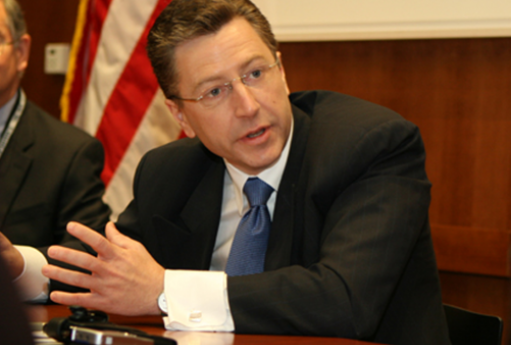 В США назначили спецпредставителя по Украине