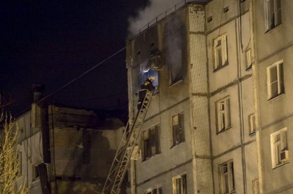 У м. Українськ Донецької області пролунав вибух ужитловому будинку. Є поранені