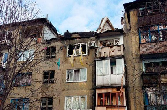 вибух газу в Українську