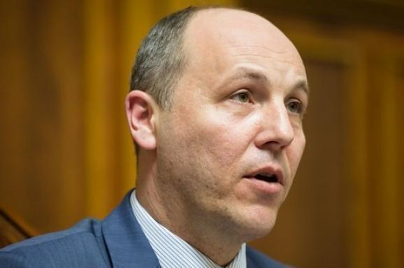 Парубій закликав позбавити Росії права вето уРадбезі ООН