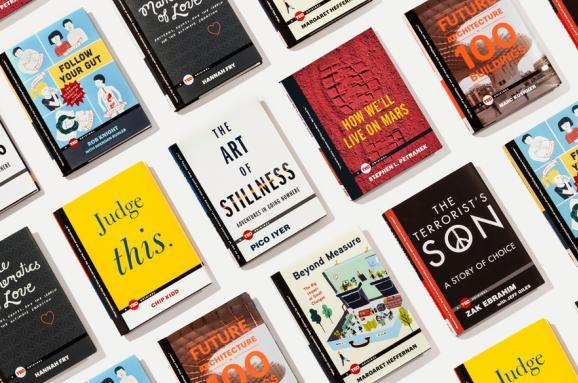 5 книг о великих идеях, которые можно прочитать за один вечер