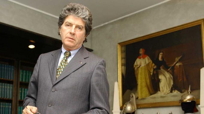 Італійський адвокат Раффаеле делла Валле