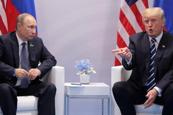 Трамп заявив про готовність запросити Путіна доСША