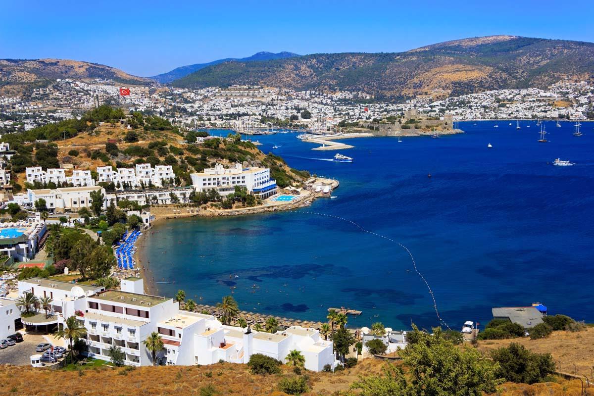 Три удивительных морских курорта Турции, где отдыхают местные