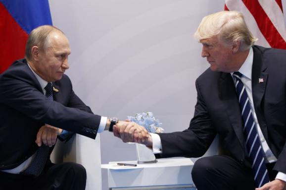 ЗМІ: УТрампа і Путіна була друга зустріч наполях G20