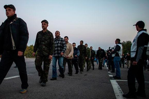 Бойовики підтвердили утримання 71 українця— Ірина Геращенко