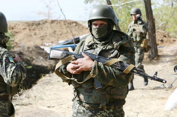 Узоні АТО заминулу добу загинуло 4 українських військових