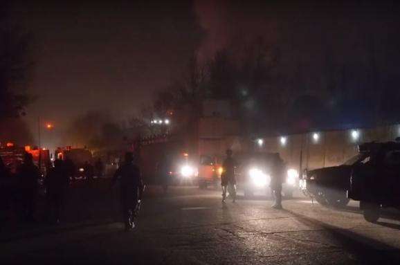 УКабулі впосольстві Італії прогримів вибух