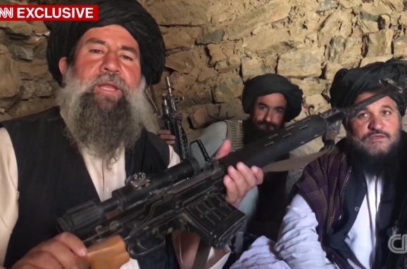 ЗМІ: Росія постачає зброю «Талібану»