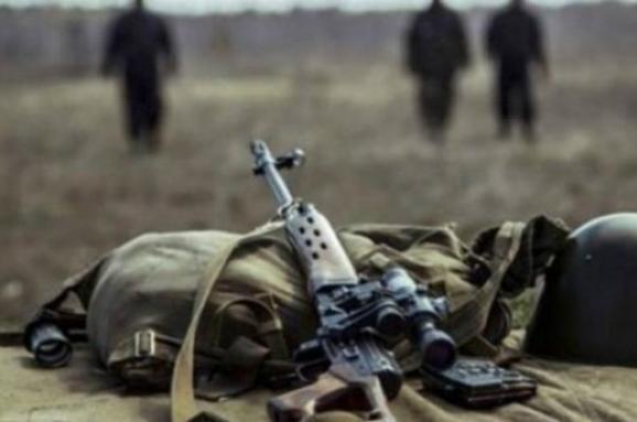 Задобу взоні АТО загинув один український військовий, сімох поранили— штаб