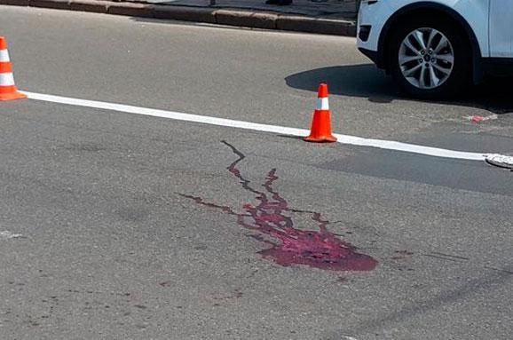 УДніпропетровській області поліцейський насмерть збив пішохода